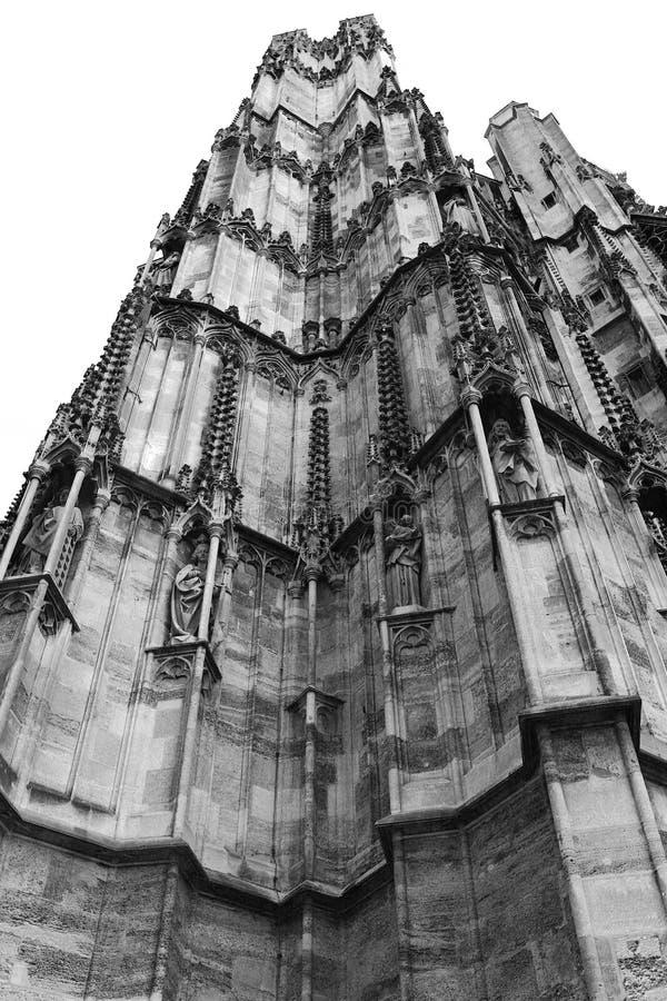 Kathedrale in Wien lizenzfreies stockfoto