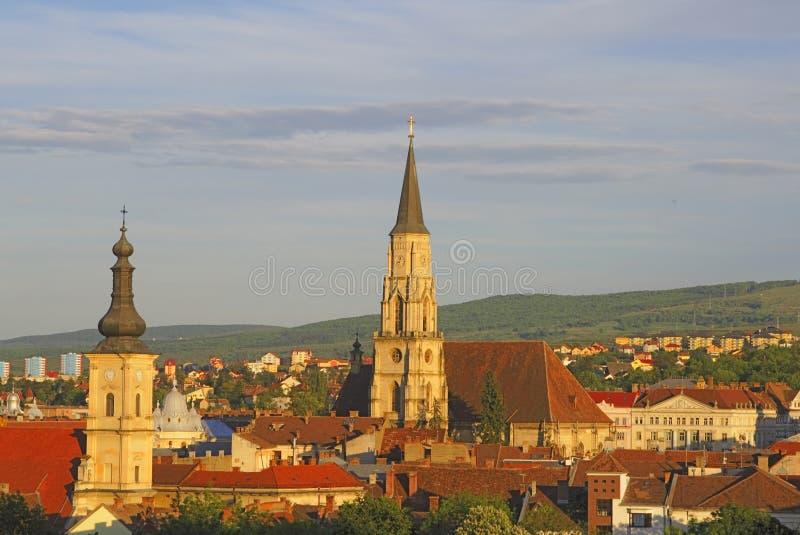 Kathedralen lizenzfreie stockfotos