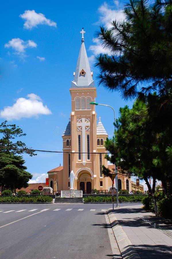 Kathedralenkirche lizenzfreie stockfotografie