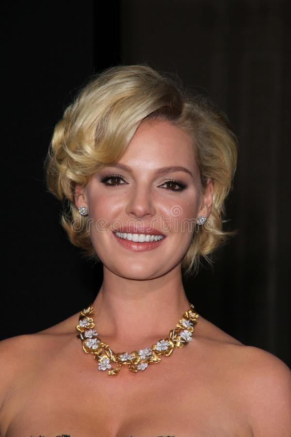 Katherine Heigl, images libres de droits