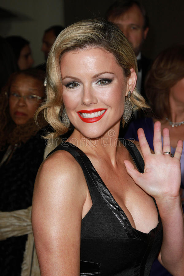 Download Kathleen Robertson editorial stock image. Image of annual - 23272949