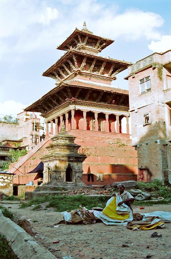 Kathmandu, Nepal royalty free stock image