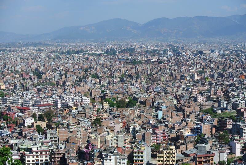 Kathmandu, Nepal foto de stock royalty free