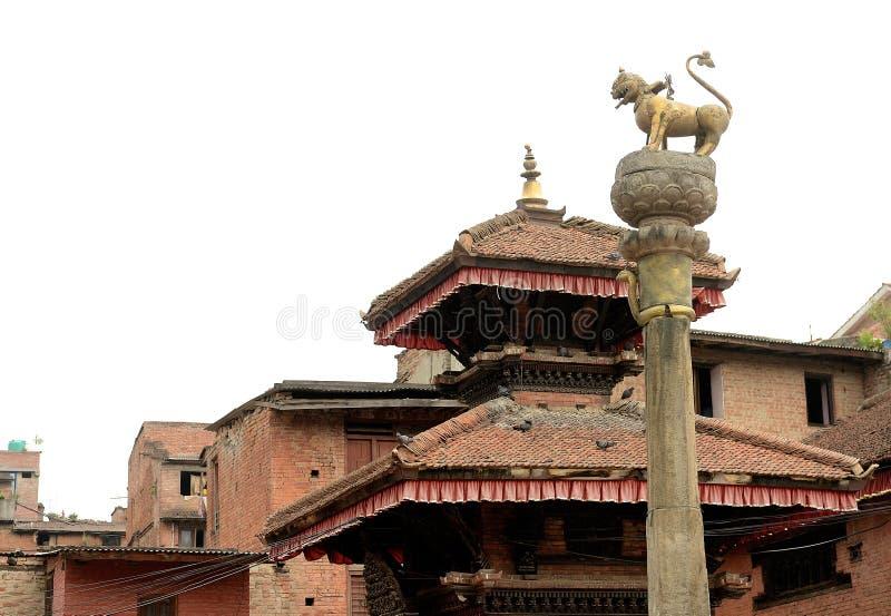 Kathmandu w Nepal zdjęcie stock
