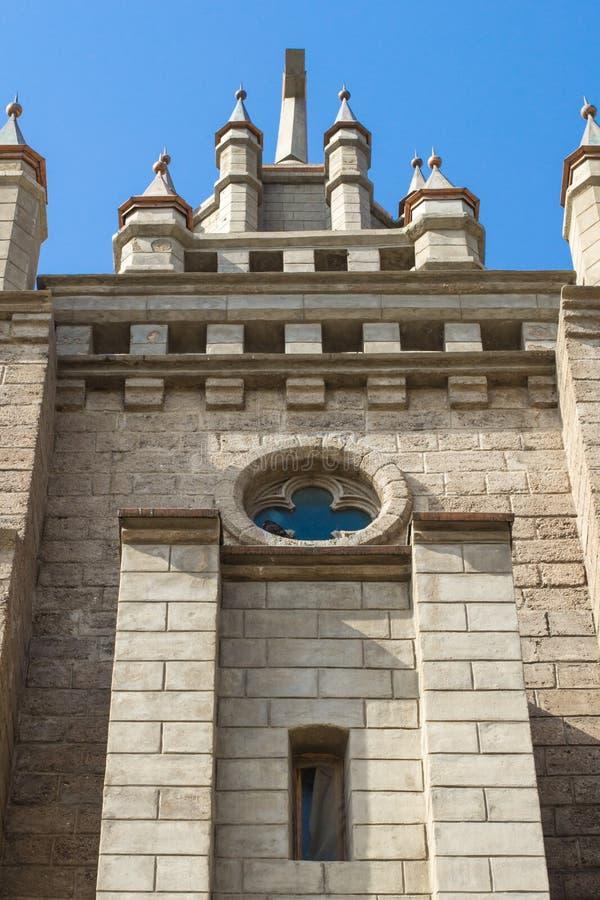 Katholieke Kathedraal in Tashkent royalty-vrije stock fotografie