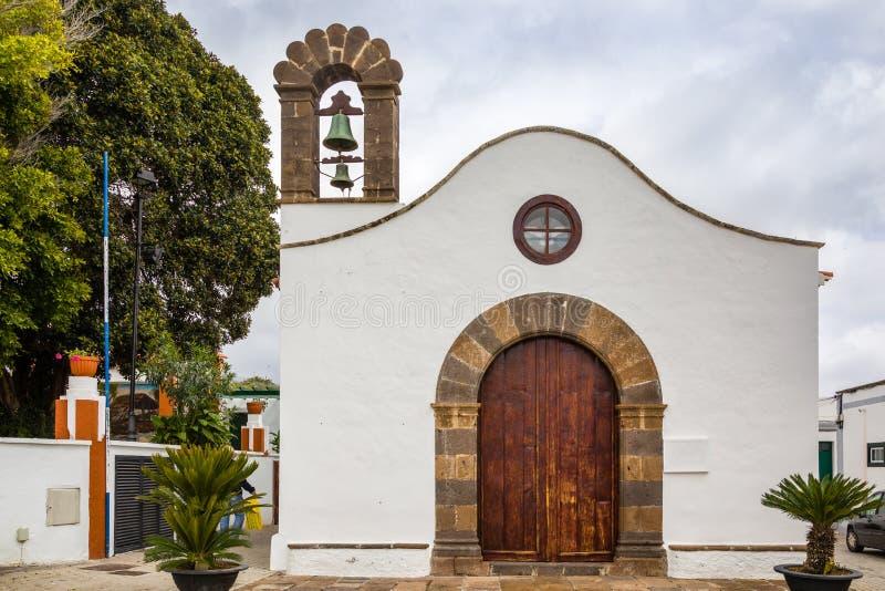 Katholieke Kerk en Parochie van Onze Dame stock fotografie