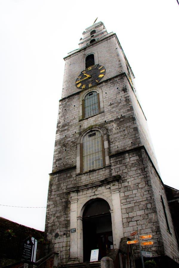 Katholische Kathedrale nannte St. Annes lizenzfreie stockfotografie