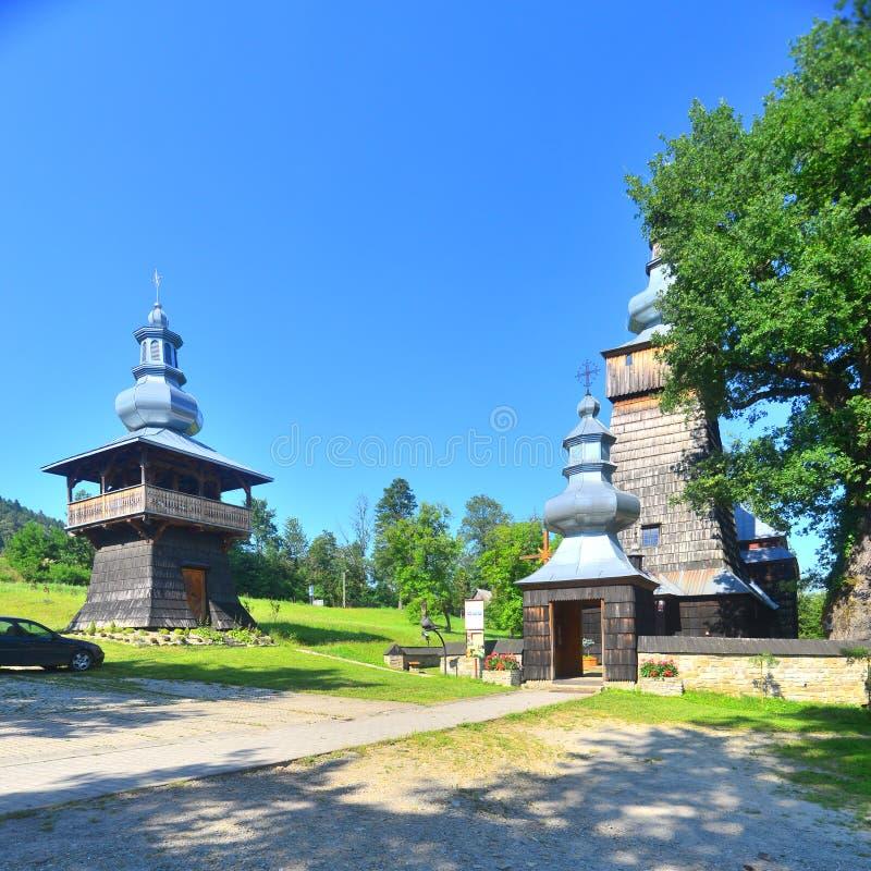 Katholische Kirche des Altgriechischs in Berest lizenzfreie stockbilder
