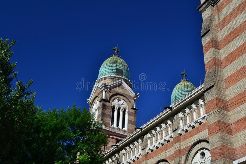 Katholische Kirche in Tianjin stockfoto
