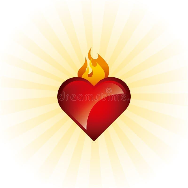 Katholisches Symbol lizenzfreie abbildung