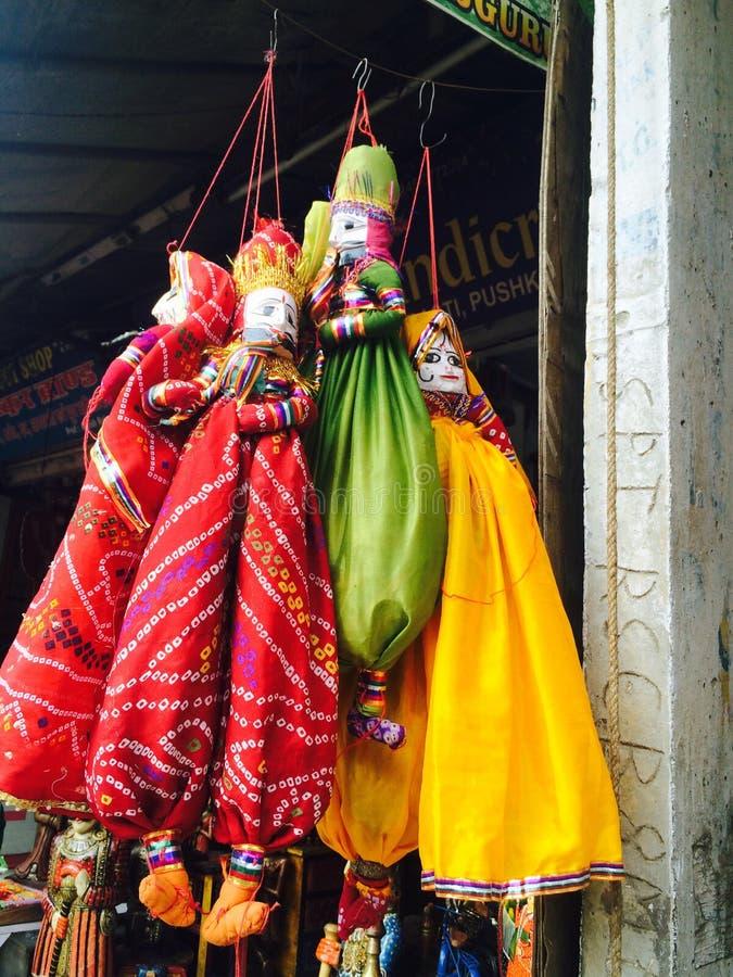 Kathputli стоковые фотографии rf