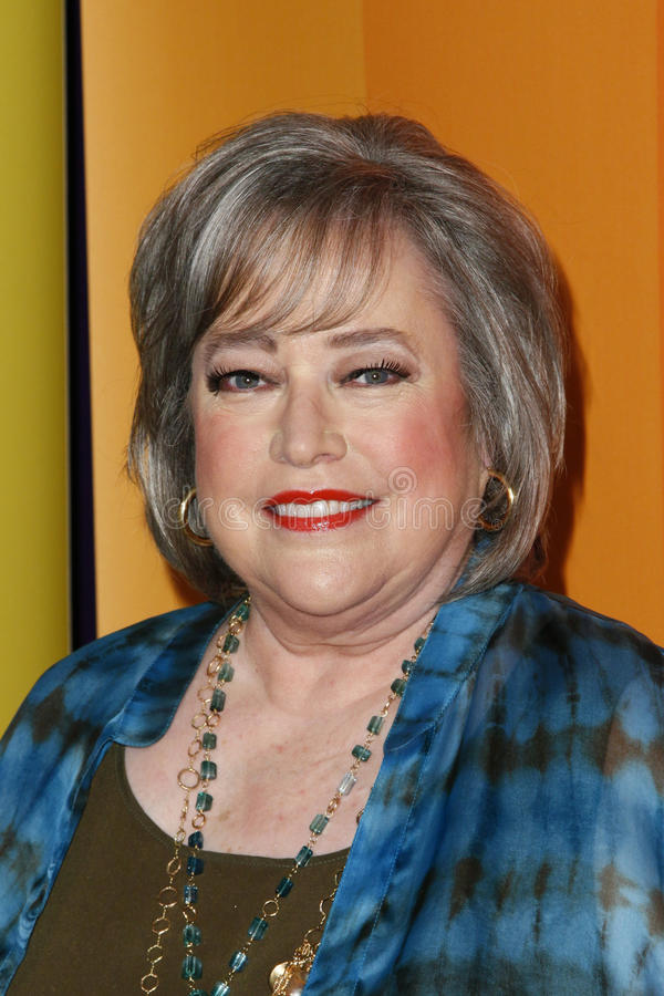 Kathy Bates. NEW YORK - MAY 16 : Kathy Bates pictured at The NBC Primetime Preview at The Hilton on May 16, 2011 in New York City. (Photo by StarMedia/ stock photos