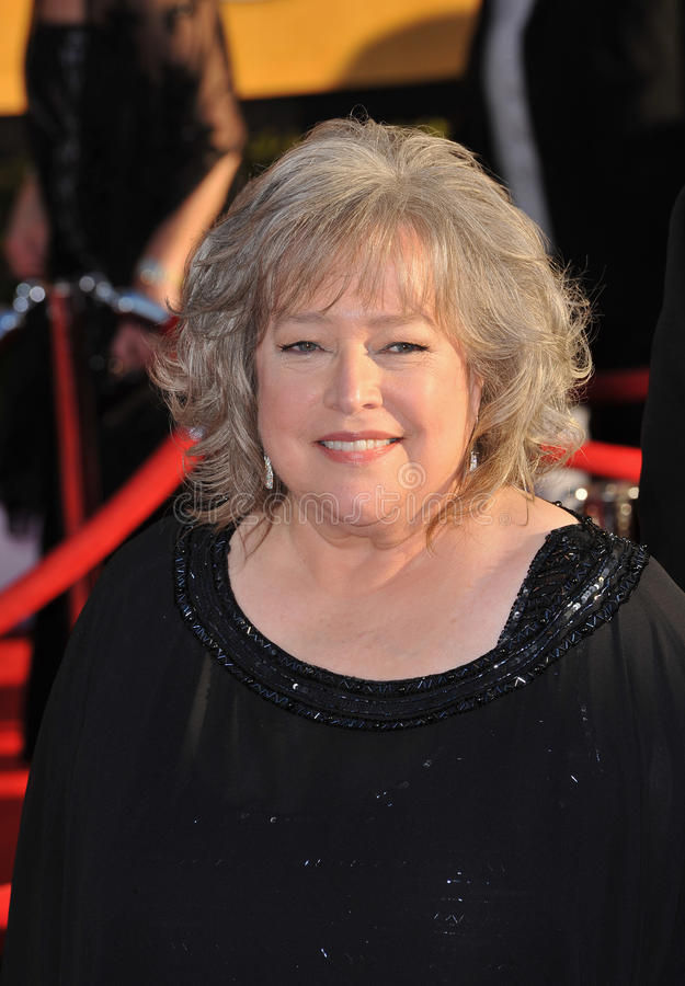 Kathy Bates. At the 17th Annual Screen Actors Guild Awards at the Shrine Auditorium, Los Angeles. January 29, 2012 Los Angeles, CA Picture: Paul Smith / royalty free stock image