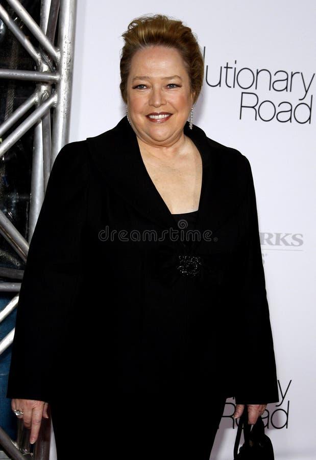 Kathy Bates fotografia de stock royalty free