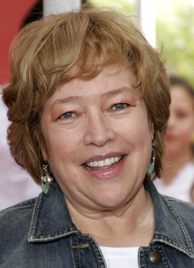 Kathy Bates imagens de stock