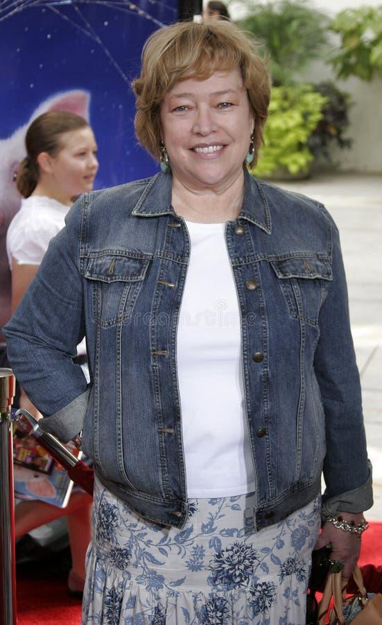 Kathy Bates imagens de stock royalty free