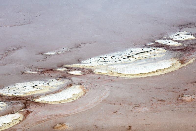 Kati Thanda-Lake Eyre, Australie du sud, Australie photos stock