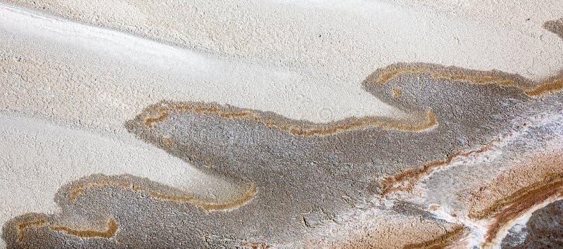 Kati Thanda-Lake Eyre, Australie du sud, Australie images stock