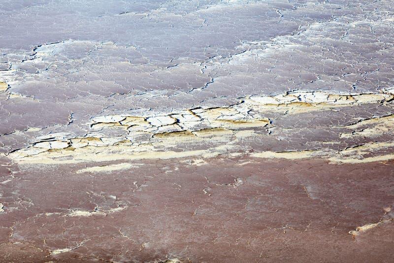Kati Thanda-Lake Eyre, Australie du sud, Australie photographie stock libre de droits
