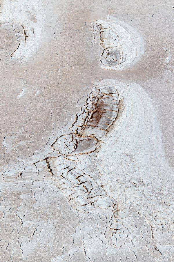 Kati Thanda-Lake Eyre, Australie du sud, Australie photo libre de droits