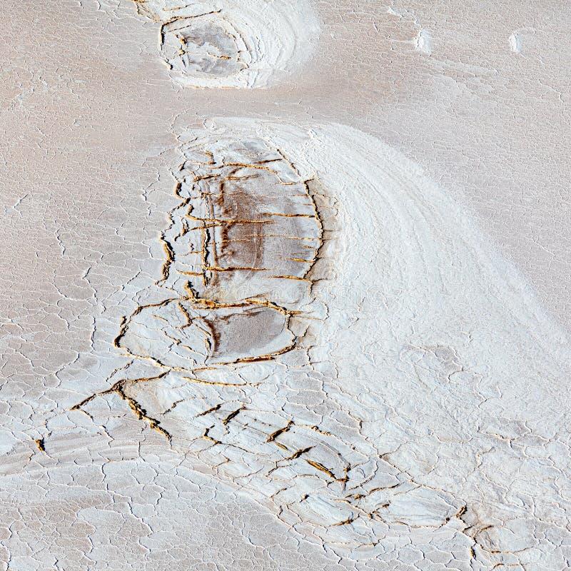 Kati Thanda-Lake Eyre, Australie du sud, Australie images libres de droits