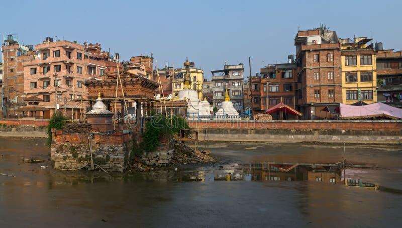 Katiandu Nepal Patan fotos de archivo