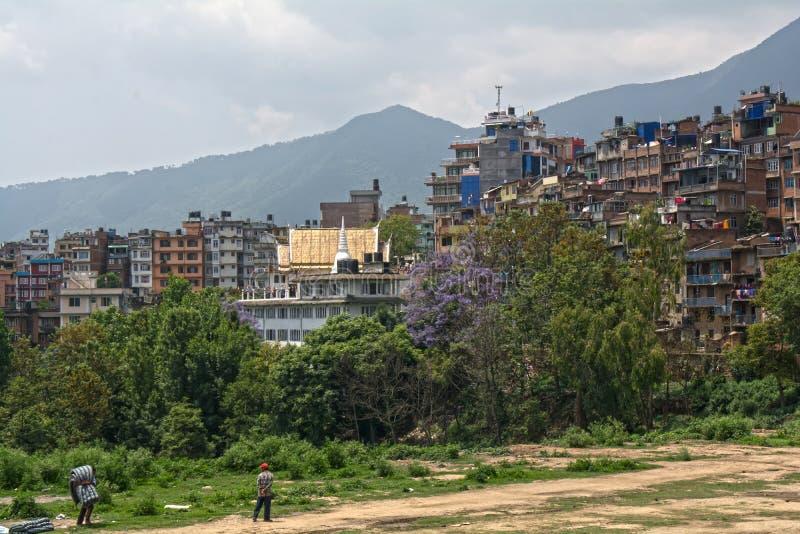 Katiandu Nepal, Patan, Asia imagenes de archivo