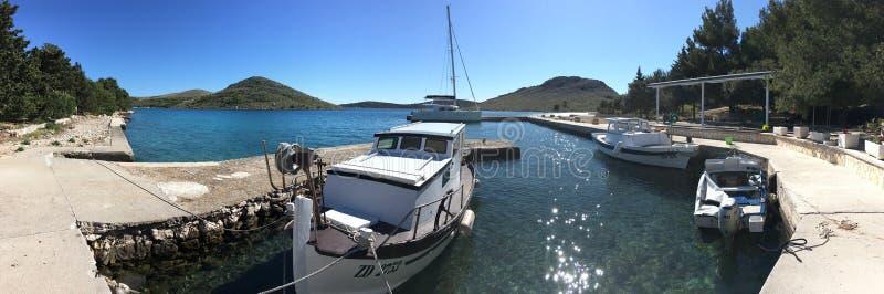 Katina Island royalty free stock photo