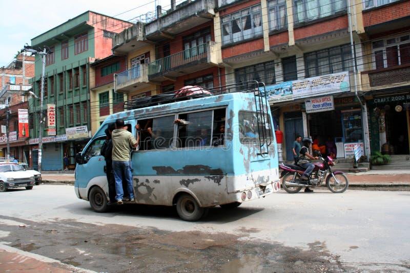 Katmandou, Népal image stock