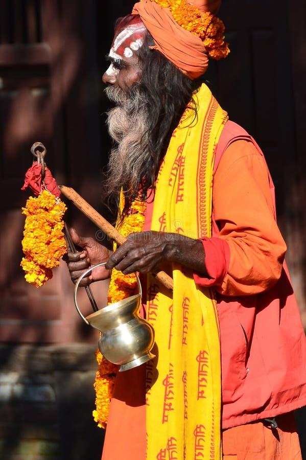 Download Katmandu, Nepal, Octubre, 25, 2012, Escena Del Nepali: Sadhu Que Vaga En El Cuadrado Antiguo De Durbar Imagen de archivo editorial - Imagen de ascético, hinduism: 64207239