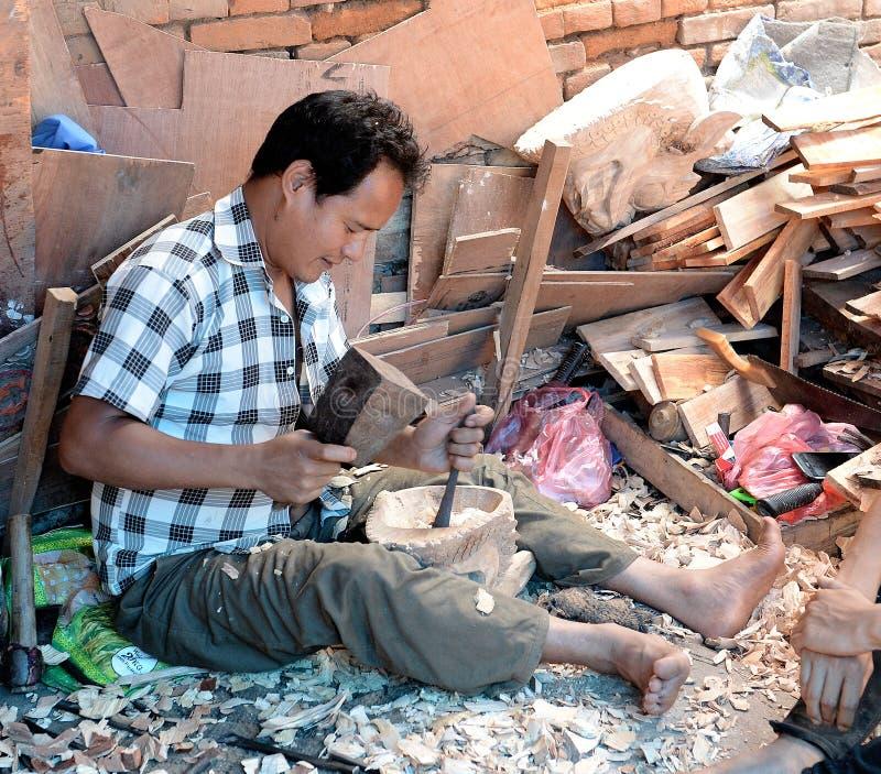 Katmandu stad, Napel royaltyfri foto