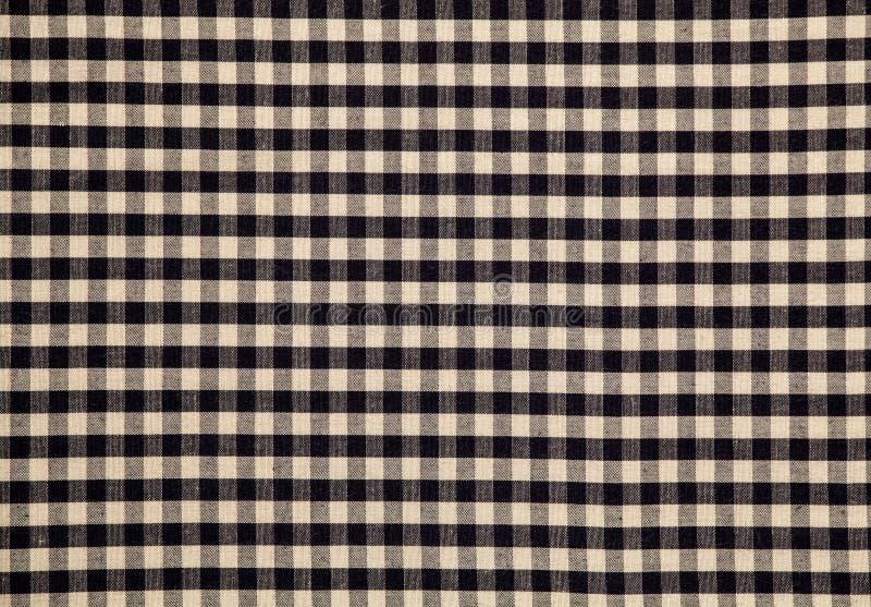 Katoenen stof met de textuur van het lapwerkontwerp Overlappende stroken Achtergrond royalty-vrije stock afbeeldingen