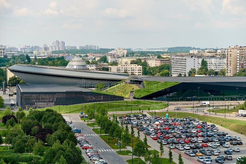 Katowice, Poland, city, travel, cityscape royalty free stock photography