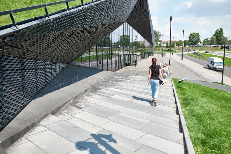 Katowice, Poland, city, travel, cityscape stock photo