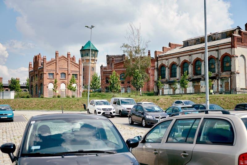 Katowice, Poland, city, travel, cityscape stock image