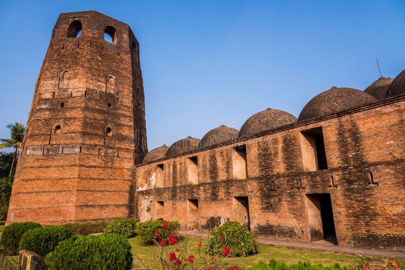 Katra meczet w Murshidabad zdjęcia stock