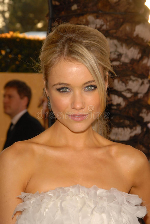 Download Katrina Bowden editorial image. Image of guild, angeles - 25006630