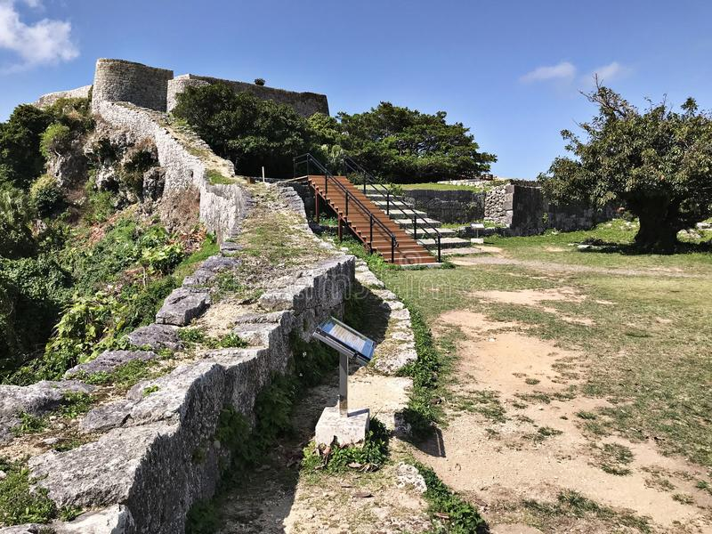 Nakijin castle ruins,Nakijin,Kunigami,Okinawa,Japan ... |Okinawa Japan Ruins