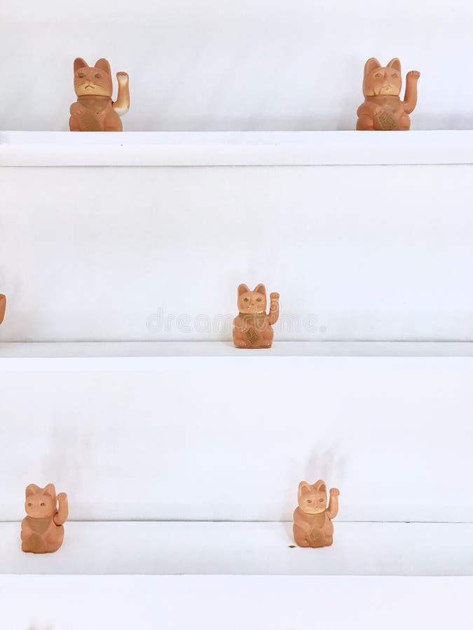 Kattstentextur på nivån arkivbilder
