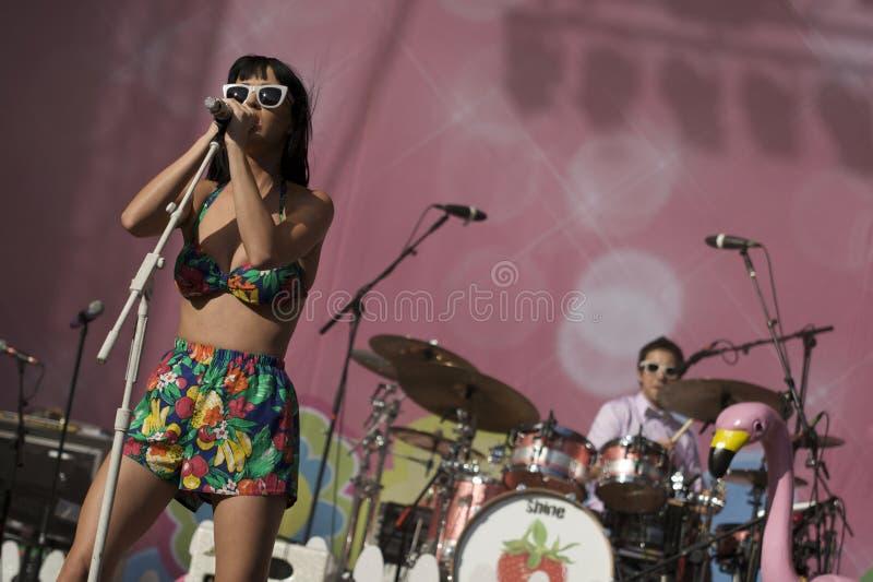 Katy Perry fotografía de archivo