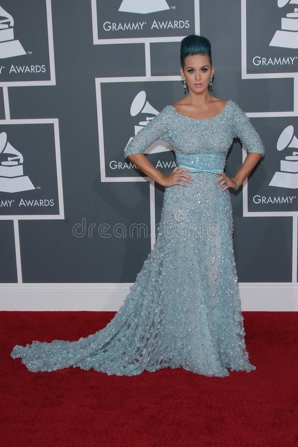 Katy Perry imagens de stock
