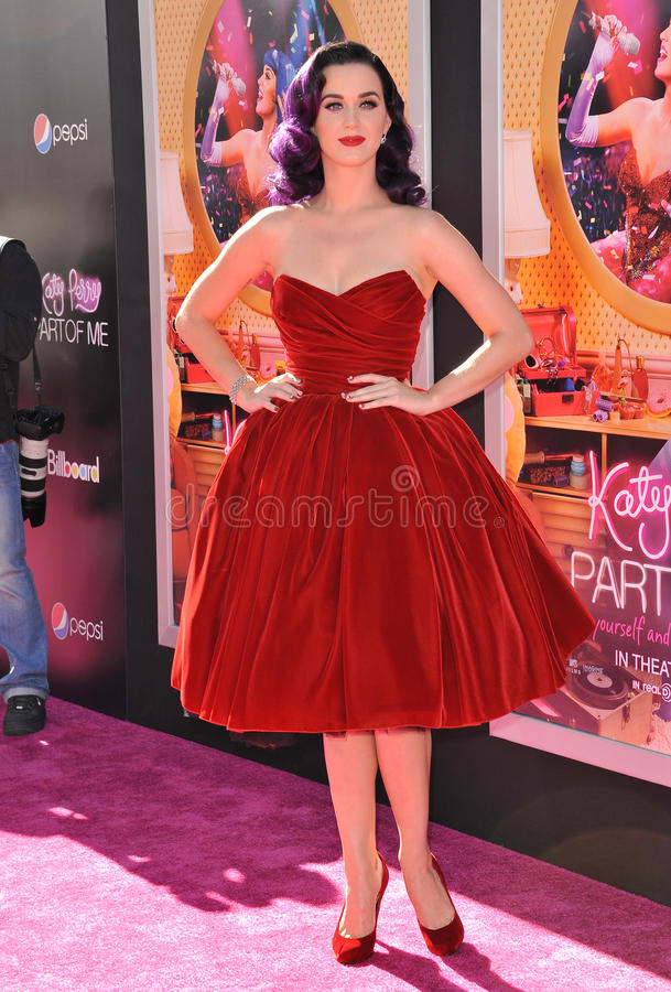 Download Katy Perry editorial stock image. Image of chinese, 2012 - 25587834
