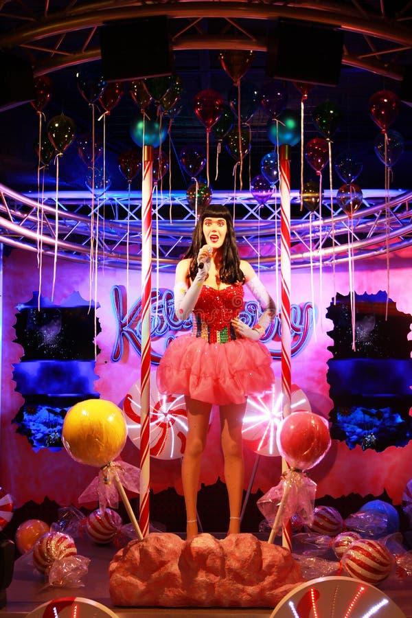 Katy Perry стоковое изображение