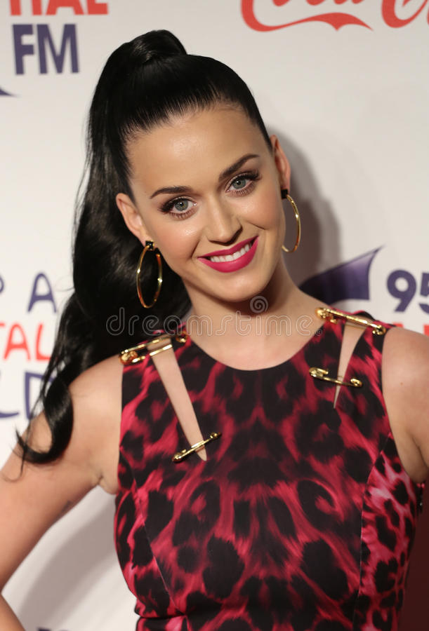Katy Perry foto de archivo