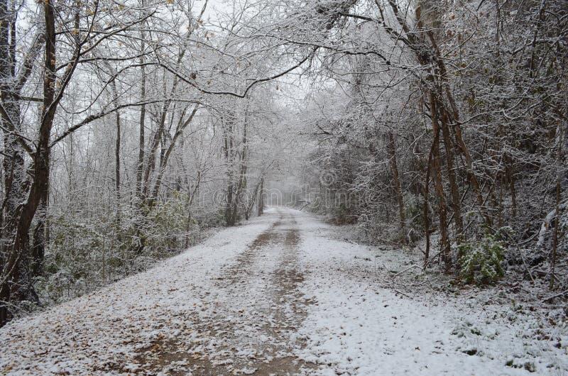 Katy Trail State Park arkivbild