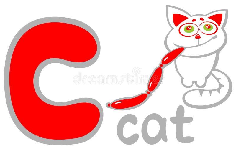 Katze lizenzfreie abbildung