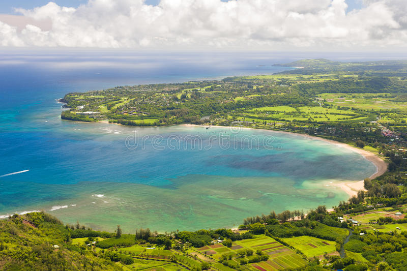 Kauai ö royaltyfria foton