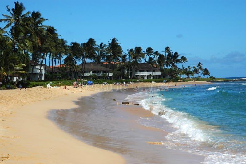 Kauai lizenzfreie stockbilder