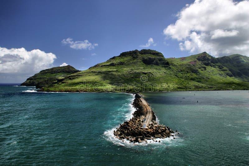 Kauai immagine stock libera da diritti