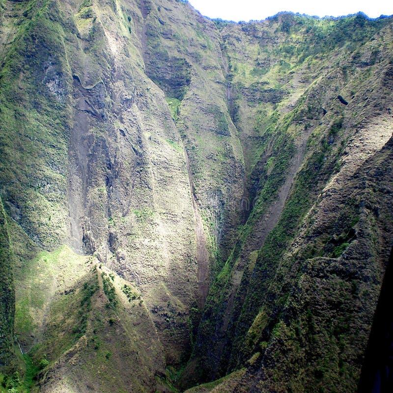 kauai arkivbild